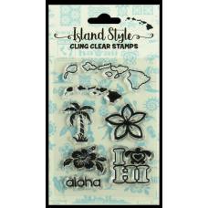 Tropical Pua Stamps