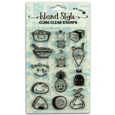 Island Treats Stamps