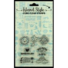 Sunny Friends Stamp