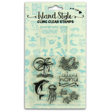 Sea Friends Stamps