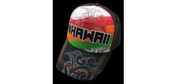 Hashtag Hawaii Rasta Snapback