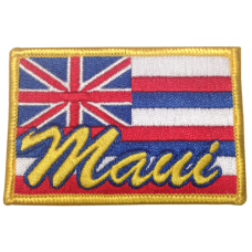 Hawaiian Flag Maui