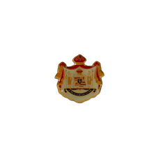 Coat of Arms 2 Pin