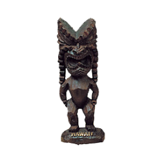 """KU"" God 7"" Figurine"