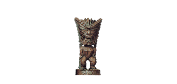"God of Money 7""  Figurine"