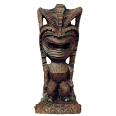 Happy Tiki 12""