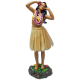 Leilani Hula Girl Singing Doll w/ Natural Skirt