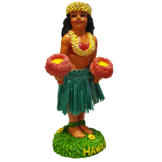 Hula Girl Kinohe Doll