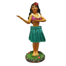Hawaiian Hula Girl Doll