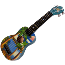 Palm Tree Ukulele
