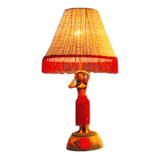 Motion Hula Girl Posing Lamp