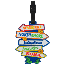 Signs Luggage Tag