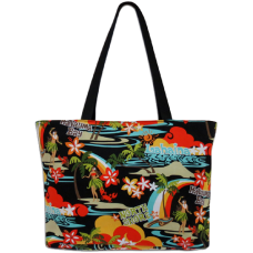 Hula Hawaii Medium Tote