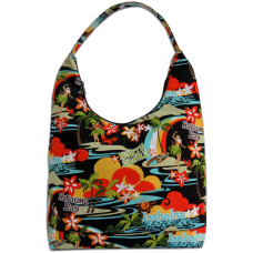 Hula Hawaii City Bag