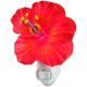 Hibiscus Night Light