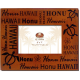 "Honu Hawaii Wood Frame 5"" x 7"""