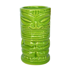 Hope Tiki Shot Glass