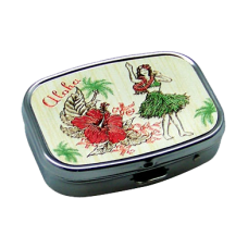 Hula Pill Box