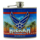 Hickam AFB Flask