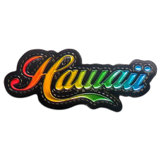 Hawaii Foil Magnet
