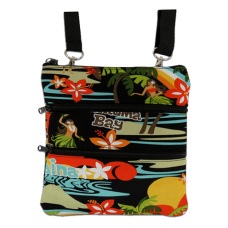 Hula Hawaii Neck Wallet