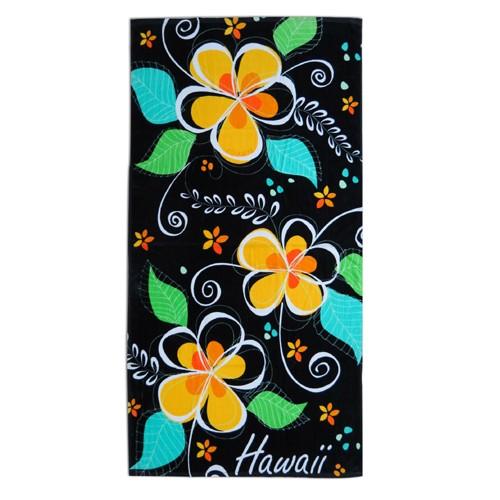 """Hawaiian Beach Blanket: Hawaiian Hawaii Beach / Pool / Bath Towel 60"""" X 30"""""""