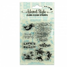 Beach Life Stamps